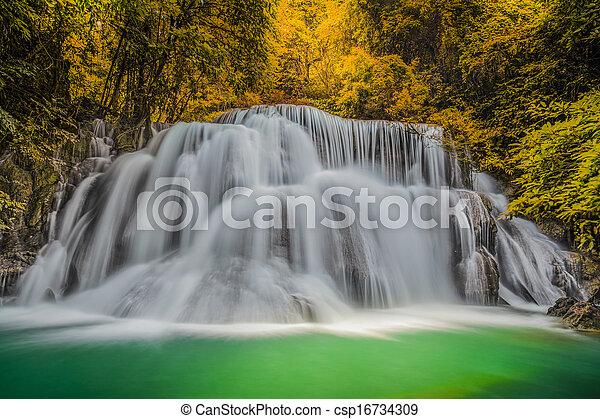 Waterfall - csp16734309