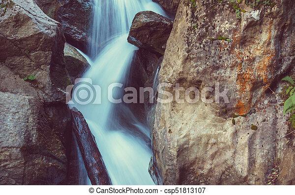 Waterfall - csp51813107