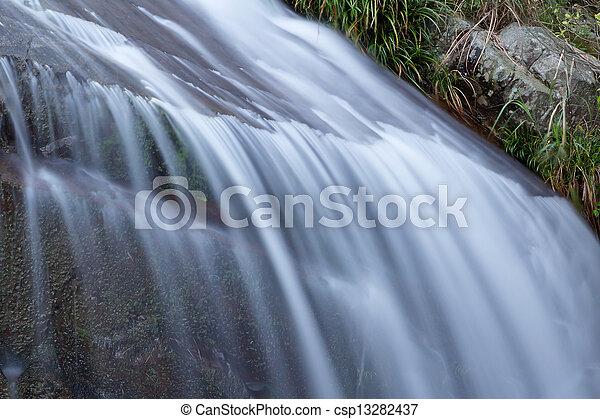 Waterfall - csp13282437