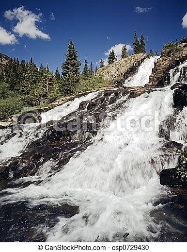 Waterfalls - 01 - csp0729430