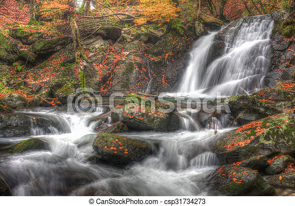 Waterfalls - csp31734273