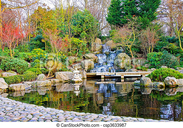 Waterfalls - csp3633987