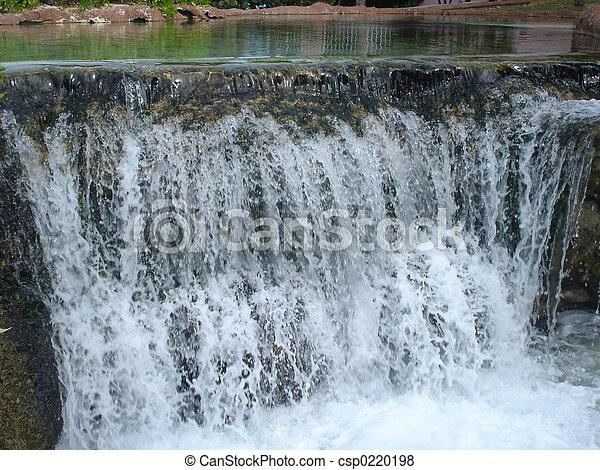 Waterfalls - csp0220198
