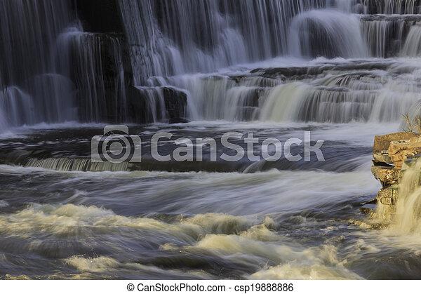 Waterfalls - csp19888886