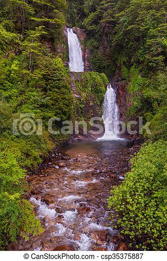 Waterfalls - csp35375887