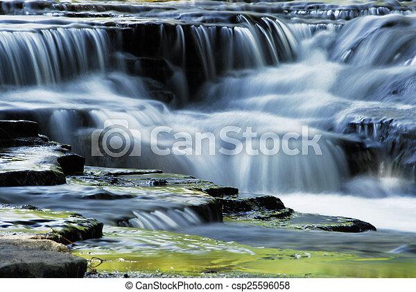 Waterfalls - csp25596058