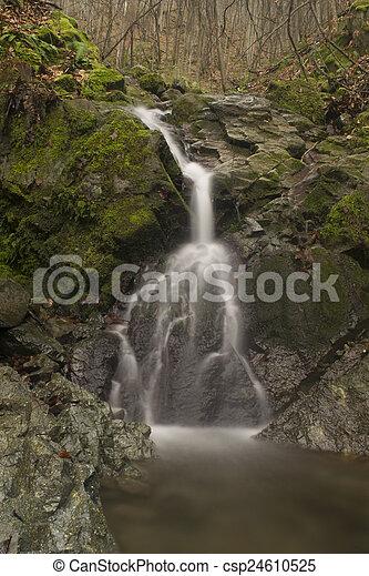 waterfalls - csp24610525