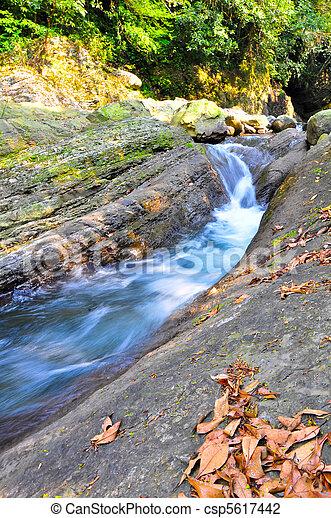 waterfalls - csp5617442