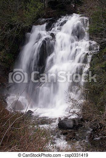Waterfalls - csp0331419