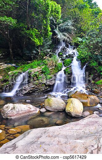 waterfalls - csp5617429