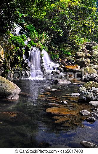 waterfalls - csp5617400
