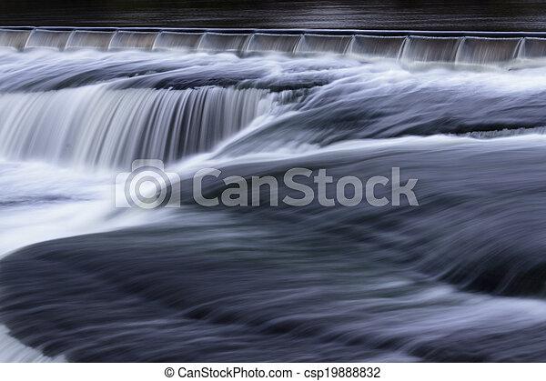 Waterfalls - csp19888832