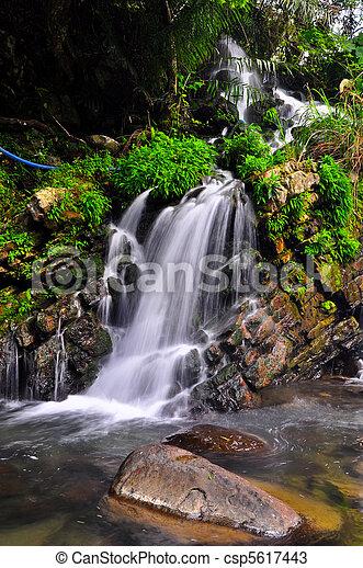 waterfalls - csp5617443