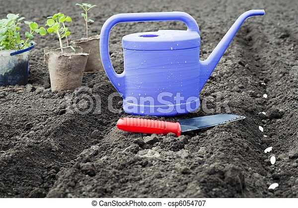 Watering can - csp6054707
