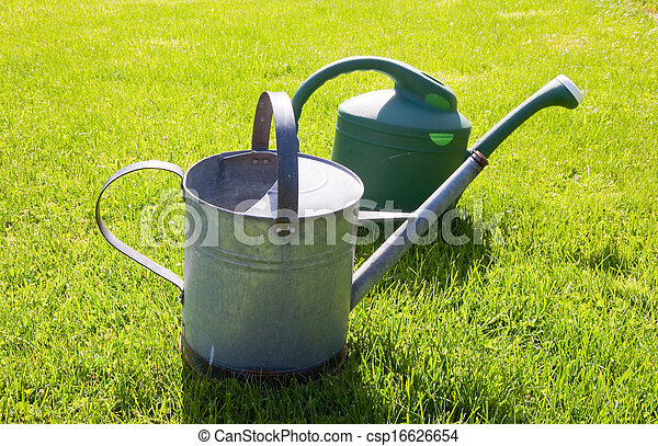 Watering cans - csp16626654