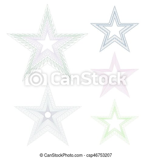 Watermark for certificate background,