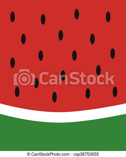 Watermelon - csp38753055