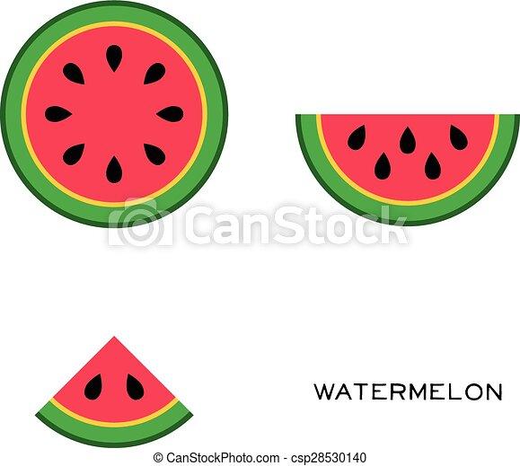 watermelon - csp28530140