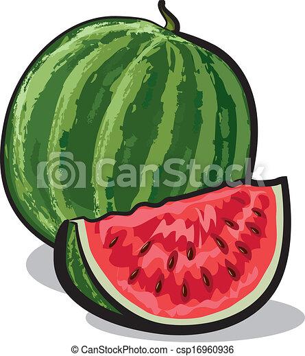 watermelon - csp16960936