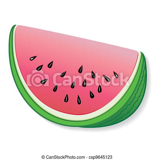 Watermelon - csp9645123