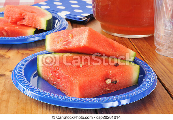 Watermelon slices - csp20261014