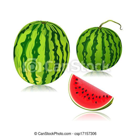 watermelon - csp17157306