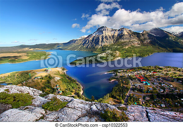Waterton Lakes National Park - csp10322553
