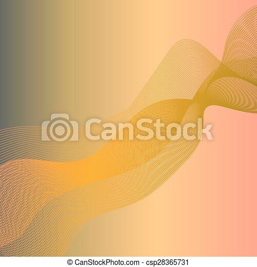 Wave Background - csp28365731