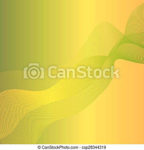 Wave Background - csp28344319