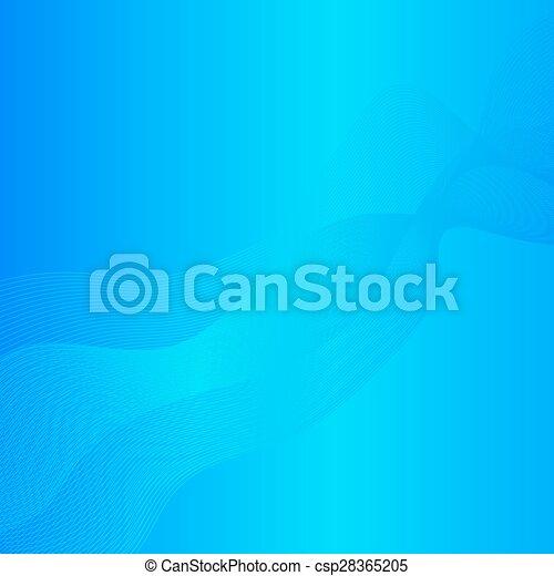 Wave Background - csp28365205