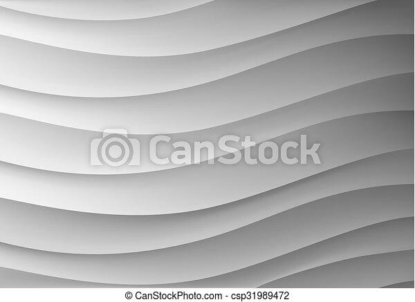 waves., bakgrund, bilda - csp31989472