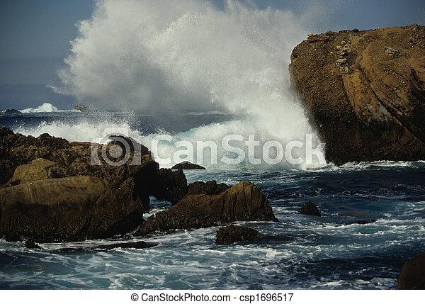 Waves Crashing - csp1696517