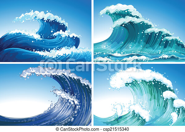 Waves - csp21515340