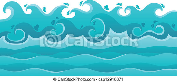 Waves theme image 6 - csp12918871