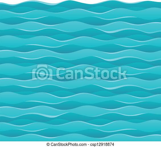Waves theme image 7 - csp12918874