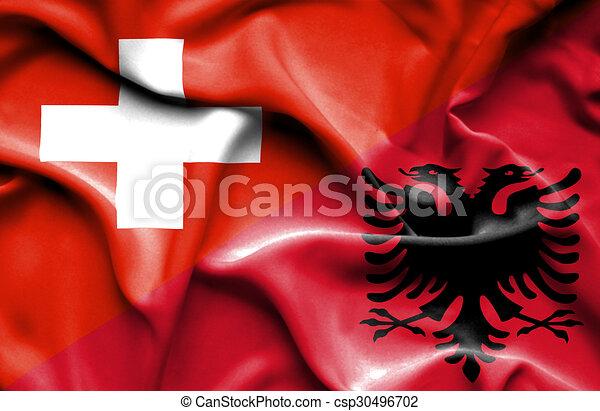 Albanien Schweiz Bilanz