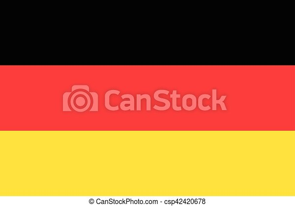 Waving flag of - csp42420678