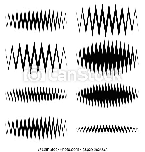 A Wavy Lines Background Indicating Frequency Or Audio Waves