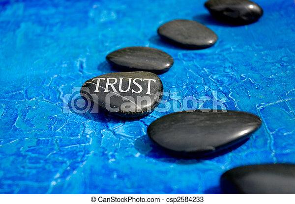 way of trust - csp2584233