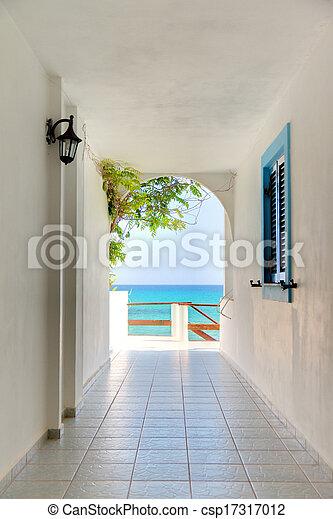 Way to paradise - csp17317012