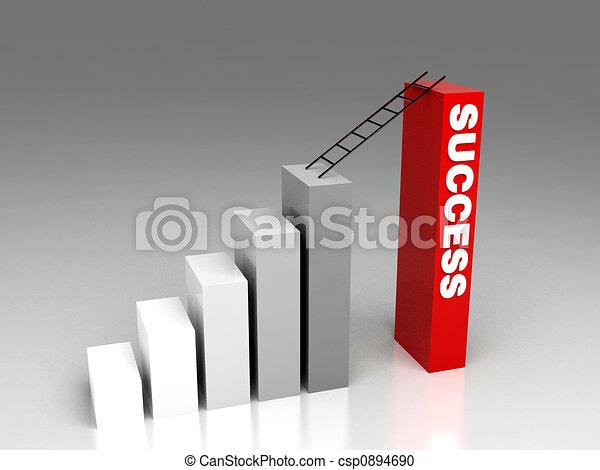 way to success - csp0894690