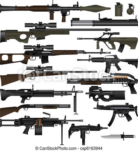 Weapon - csp6163944