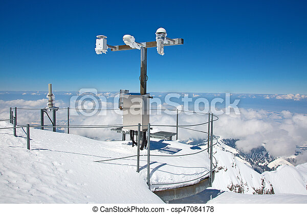 Weather station - csp47084178