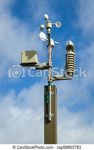 Weather Station - csp56803783