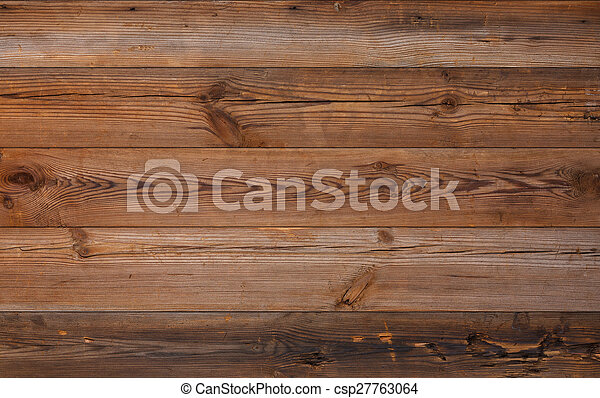 Weathered wood background - csp27763064