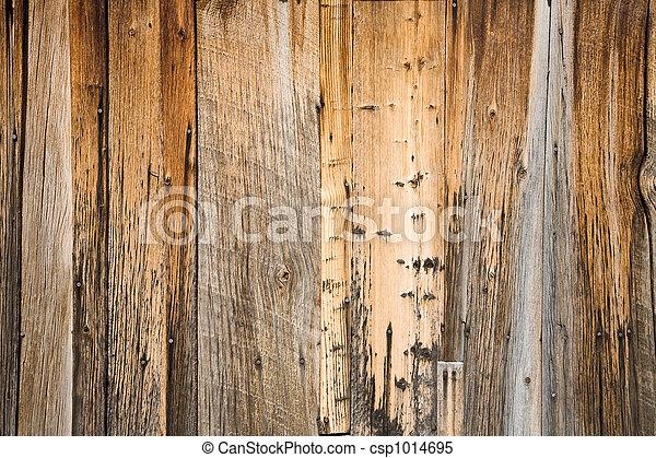 Weathered Wood Background - csp1014695