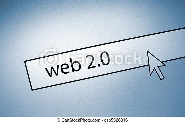 web, 2.0 - csp5326316
