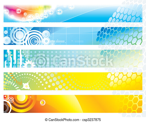 Web Banner - csp3237875