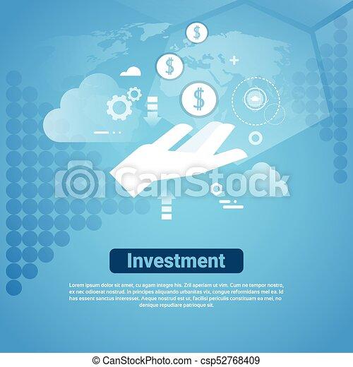 Web, begriff, raum, geld, sponsor, schablone, kopie, banner ...