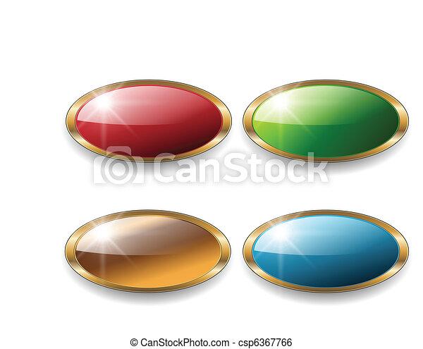 Web buttons - csp6367766